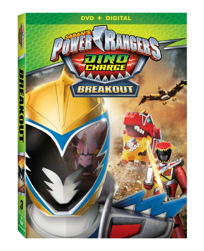 power rangers dino charge pin