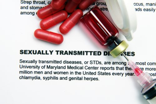 Sexually Transmitted Diseases: Get Tested