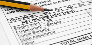 surviving on one income header