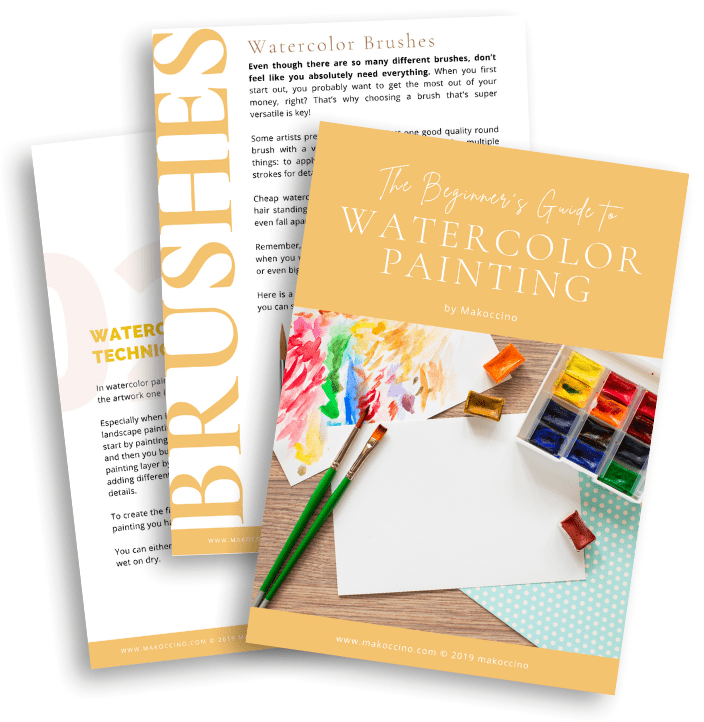 Beginners Guide to Watercolor Painting