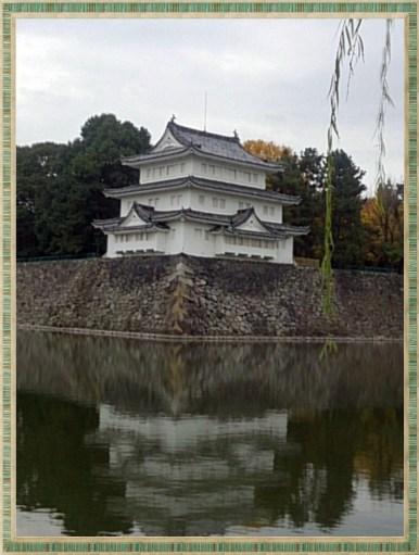 名古屋城の櫓(やぐら)01