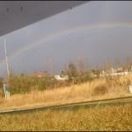 出張先の虹01
