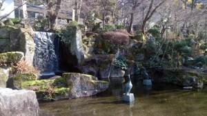 岐阜公園の信長の庭01