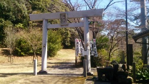 三井山の鳥居01