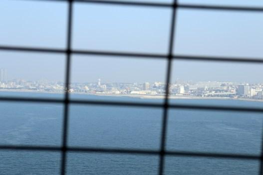 2-3-3明石海峡大橋の舞子プロムから眺める街並み1