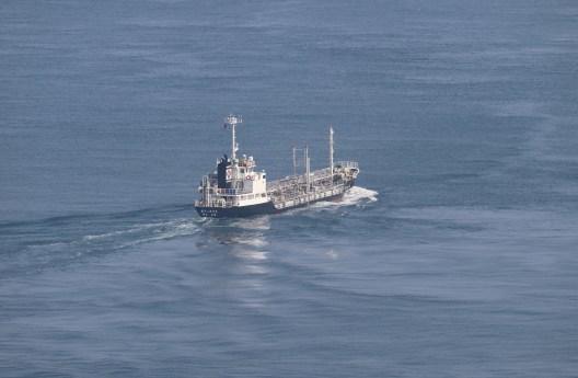 鳴門3-4エスカヒル展望台より漁船