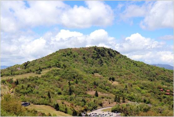 茶臼山5のトップ