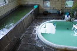 紫尾温泉しび荘は露天が一番