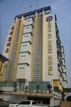 Shwe BU Thee hotel は1000バーツい以上