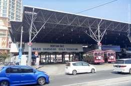 Terengganu バスターミナル