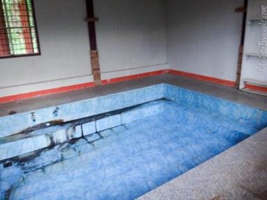 湯がない大浴場