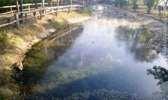 マリカ温泉 โป่งน้ำร้อนมะลิการ:チェンマイ最北