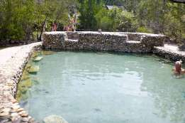 Saline Hot Spring A , the best place