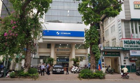 EximBank 銀行ハノイで口座開設は簡単