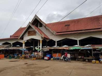 Sekong 市場