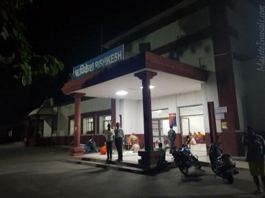 Rishikesh 駅