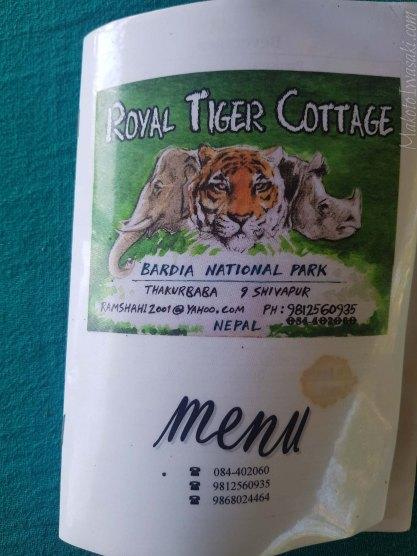 Royal Tiger Cottage