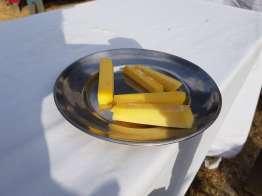 100ルピー分のYakチーズ