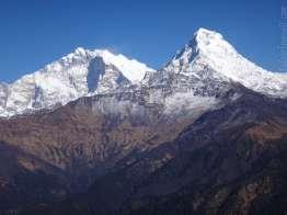 奥が Annapurna 8091m