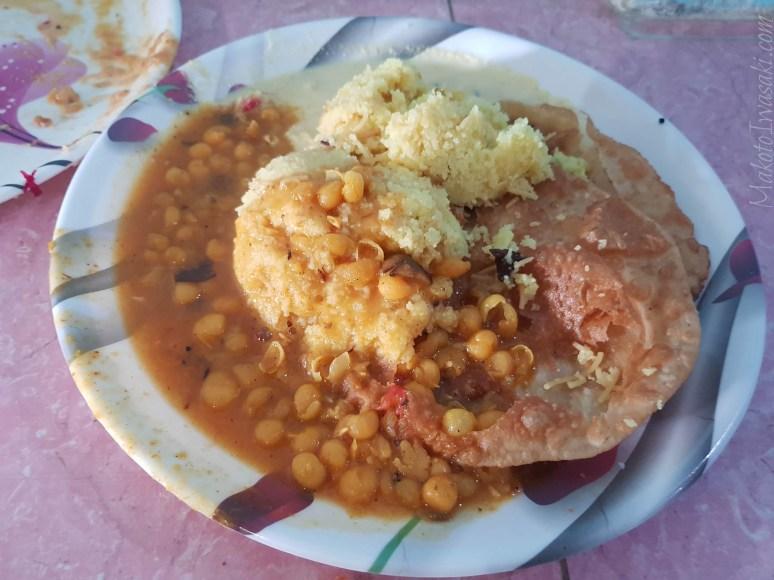 Puri で地酒と魚を食う