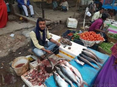 Rajgir にて