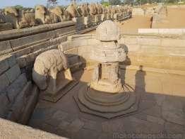 Shore Temple 海浜神社 Mahabalipuram