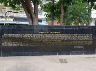戦闘終結後、イギリスがタイに5千万バーツで売りつけたと記されている。