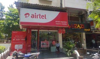 印度 Airtel はリチャージすると凍結される振込詐欺師