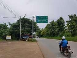 チャンライからバンドゥ温泉までジョグハイク