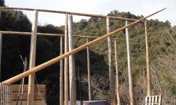開拓記3: 屋根を架ける