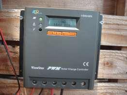 ソーラーコントローラー。2系統目