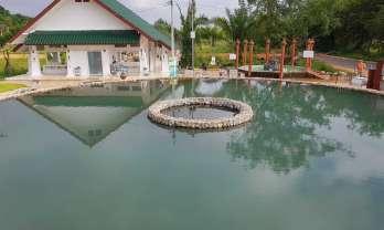 トゥンテウィ温泉 น้ำพุร้อนทุ่งเทวี チェンライ
