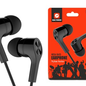 Mak Power Earphone HF 06 Champ