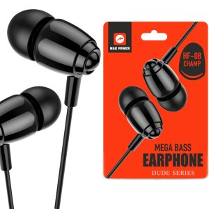 Mak Power Earphone HF 08 Champ