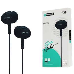 Mak Power Earphone HF 28 Universal