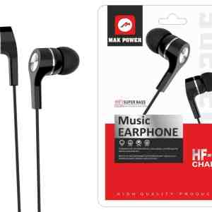Mak Power Handsfree Earphone HF 01