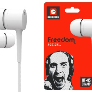 Mak Power Handsfree Earphone HF 05