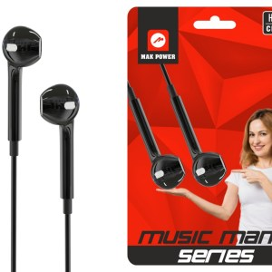 Mak Power Handsfree Earphone HF 47