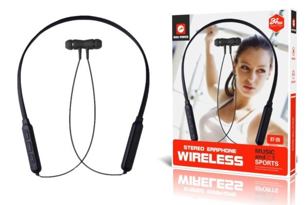 Mak Power Bluetooth Neckband BT 09