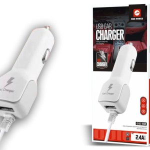 Mak Power Car Charger CC 02