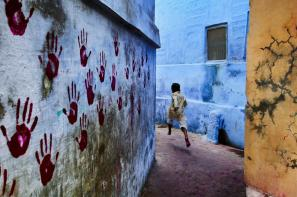 Steve McCurry,INDIA. Jodhpur. 2007.