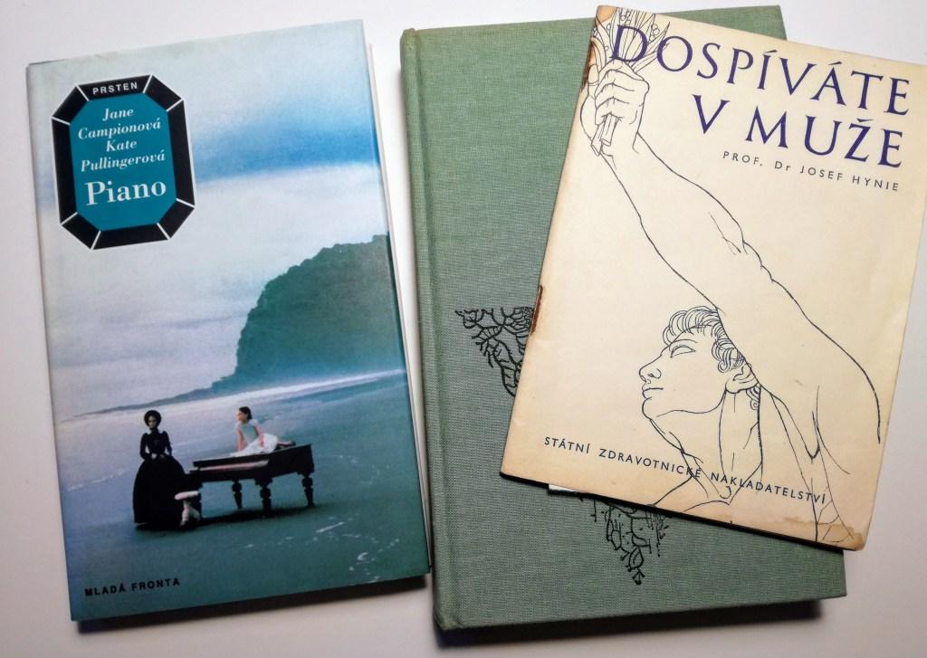 MakroKlid - radost v srpnu - knihy