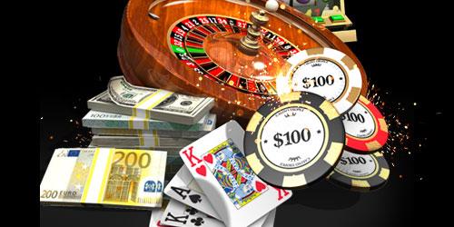 オンラインカジノは期待値の上では負けにくい