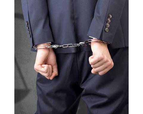 撤退の半年前に日本で逮捕者が発生