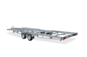 Tiny house trailer Model R 3500 kg 2-aksler Vlemmix