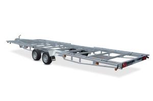 Tiny house trailer Model S 3500 kg 2-aksler Vlemmix