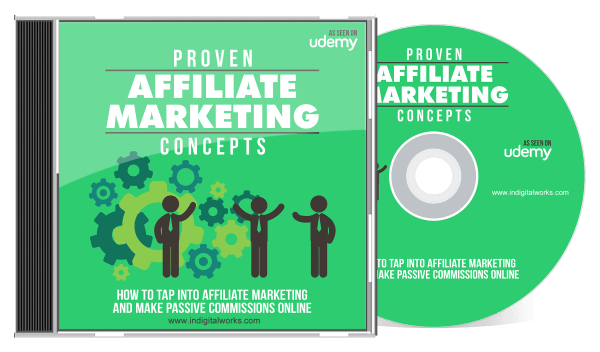 Proven Affiliate Marketing Concepts CDSET