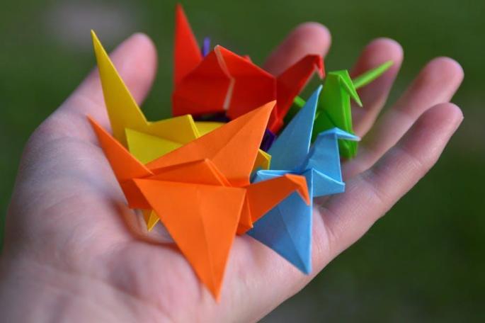 Origami Nedir? Nasıl Yapılır?