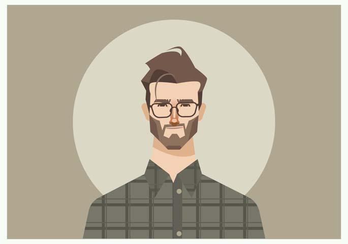 Gözlük Takan Erkeklerin Çekici Olduğunu Düşünmemizin Arkasındaki 10 Neden