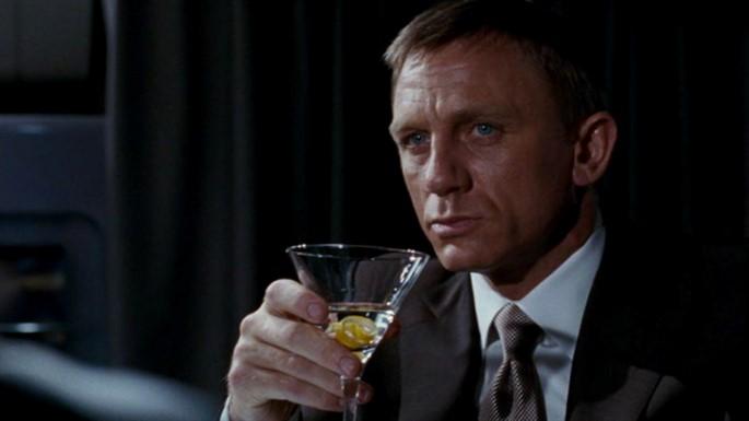 James Bond'un En Sevdiği İçecek Nedir?